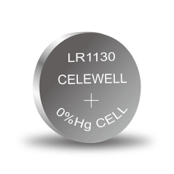 LR1130 AG10 Alkaline Button Cell Battery